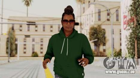 GTA 5 Denise Clinton v2 für GTA San Andreas