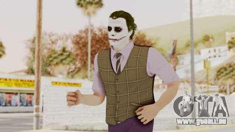 Joker Skin pour GTA San Andreas