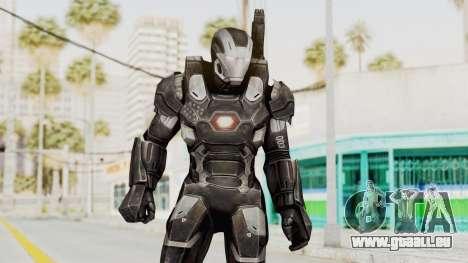 Marvel Future Fight - War Machine (Civil War) für GTA San Andreas