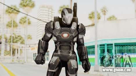 Marvel Future Fight - War Machine (Civil War) pour GTA San Andreas