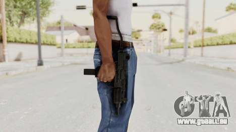 IMI Mini Uzi v1 pour GTA San Andreas troisième écran