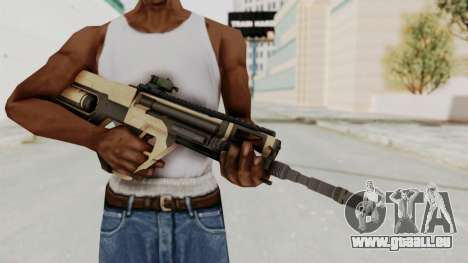Integrated Munitions Rifle Desert für GTA San Andreas dritten Screenshot