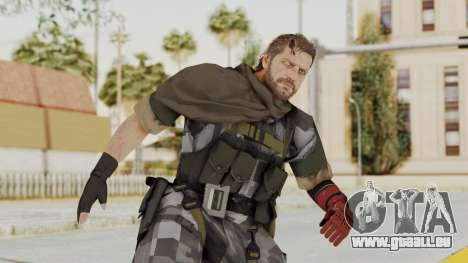 MGSV The Phantom Pain Venom Snake Sc No Patch v7 für GTA San Andreas