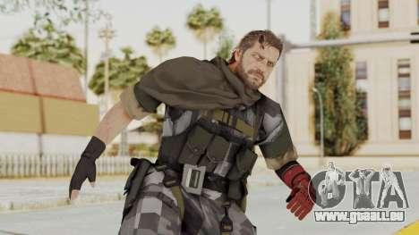 MGSV The Phantom Pain Venom Snake Sc No Patch v7 für GTA San Andreas