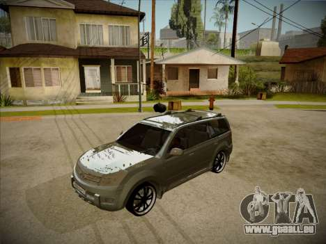 Great Wall Hover H2 2008 pour GTA San Andreas