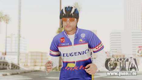 GTA 5 Cyclist 2 für GTA San Andreas