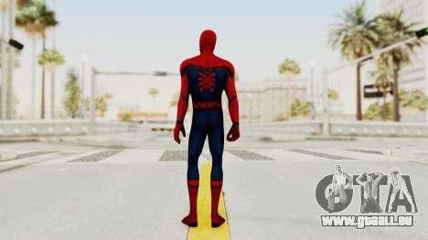 Marvel Future Fight - Spider-Man (Civil War) pour GTA San Andreas troisième écran