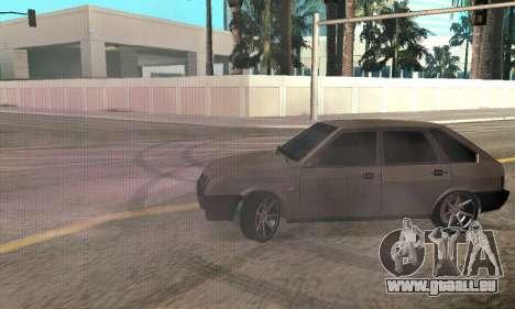 2109 pour GTA San Andreas vue de droite