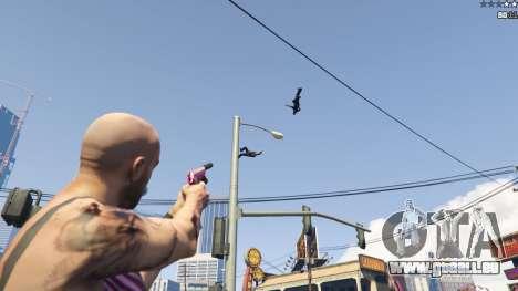 Force Eject für GTA 5