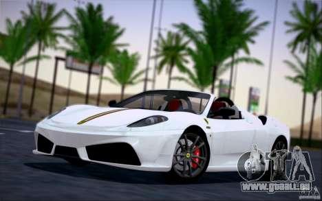 Ferrari F430 Scuderia BULKIN EDITION für GTA San Andreas