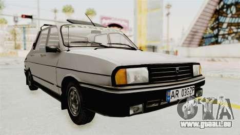 Dacia 1310 TX 1986 pour GTA San Andreas vue de droite