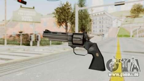 VC Python Pistol für GTA San Andreas zweiten Screenshot