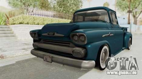 Chevrolet Apache 1958 für GTA San Andreas