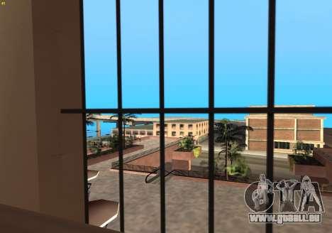 New Interior Radiocenter pour GTA San Andreas septième écran