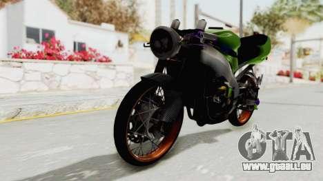 Kawasaki Ninja ZX-9R Drag pour GTA San Andreas