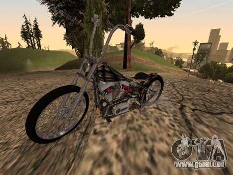 Chopper Old School für GTA San Andreas
