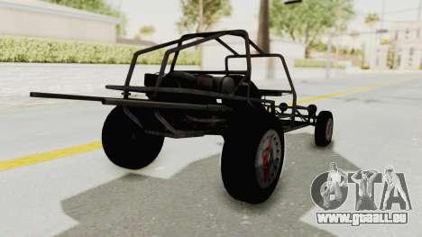GTA 5 Space Docker pour GTA San Andreas laissé vue