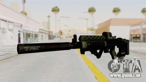 Killzone - M82 Assault Rifle Supressed für GTA San Andreas