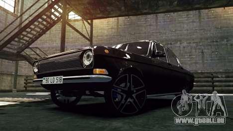 Gaz 24 Volga für GTA 4