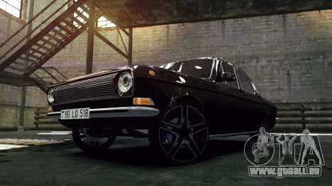 Gaz 24 Volga pour GTA 4