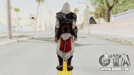AC Brotherhood - Ezio Auditore Seusenhofer Armor für GTA San Andreas dritten Screenshot