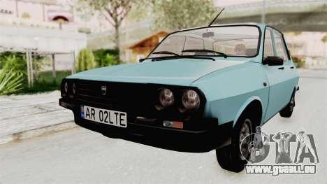 Dacia 1310 MLS 1989 pour GTA San Andreas sur la vue arrière gauche