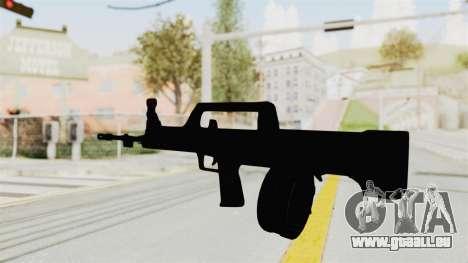 QBB-95 für GTA San Andreas dritten Screenshot