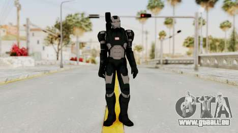 Marvel Heroes - War Machine (AOU) für GTA San Andreas zweiten Screenshot