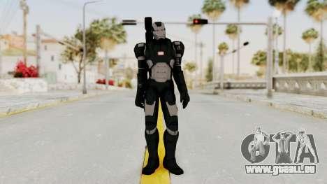 Marvel Heroes - War Machine (AOU) für GTA San Andreas zweiten Screenshot