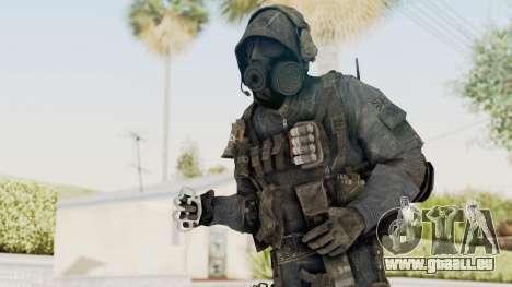 CoD MW3 SAS pour GTA San Andreas