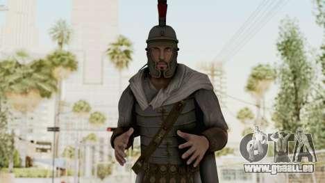 AC Brotherhood - Ezio Auditore Legionare pour GTA San Andreas