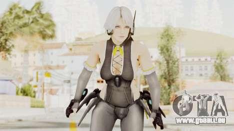 Dead Or Alive 5 LR Christie Tamiki Wakaki DLC v2 pour GTA San Andreas