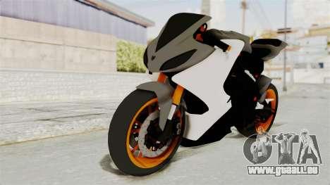 Yamaha YZF-R25 YoungMachine v2 pour GTA San Andreas