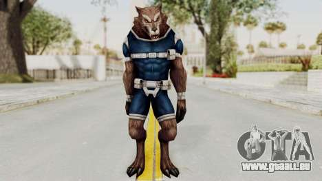 Marvel Future Fight - Warwolf für GTA San Andreas zweiten Screenshot