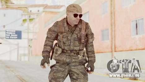 COD BO SOG Hudson v2 für GTA San Andreas