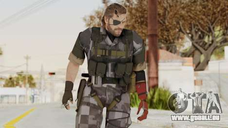 MGSV The Phantom Pain Venom Snake Square pour GTA San Andreas
