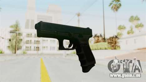 Glock 19 Gen4 pour GTA San Andreas deuxième écran