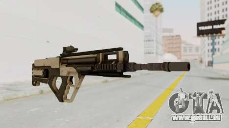 Integrated Munitions Rifle Desert für GTA San Andreas