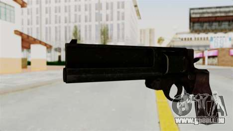MGSV the Phantom Pain - Tornado-6 pour GTA San Andreas deuxième écran