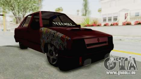 Renault Broadway v2 pour GTA San Andreas