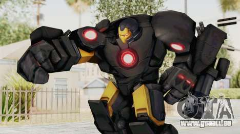 Marvel Future Fight - Hulk Buster Heavy Duty v2 pour GTA San Andreas