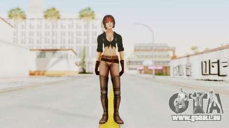 Beatrice pour GTA San Andreas deuxième écran