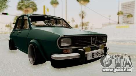Dacia 1300 Order pour GTA San Andreas vue de droite
