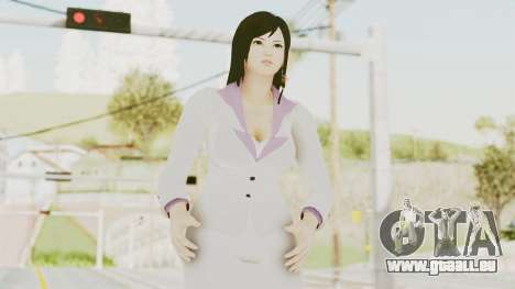 Dead Or Alive 5 - Kokoro Business pour GTA San Andreas