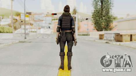 Phantomers Linda Sashantti für GTA San Andreas dritten Screenshot