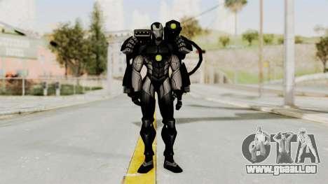 Marvel Future Fight - War Machine für GTA San Andreas zweiten Screenshot