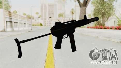 Daewoo Telecom K7 pour GTA San Andreas troisième écran