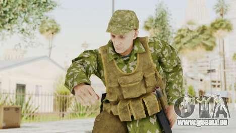 MGSV The Phantom Pain Soviet Union Vest v2 für GTA San Andreas