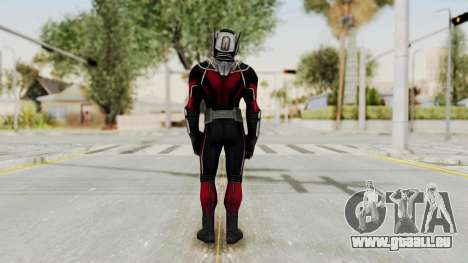 Captain America Civil War - Ant-Man für GTA San Andreas dritten Screenshot