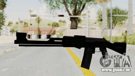 AK-74 SA Style pour GTA San Andreas deuxième écran